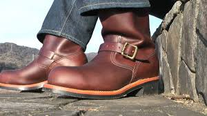 engineer boots chippewa 11