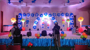 birthday decorations birthday party 2d theme decorations in hyderabad for kids