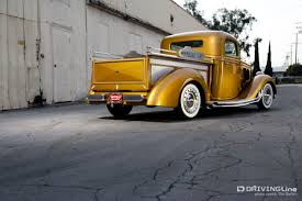 Old Ford Truck Paint Colors - custom styling of the u002760s gene winfield u0027s 1935 ford truck