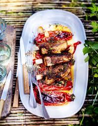 recette cuisine porc côtes de porc ibé pour 6 personnes recettes à table