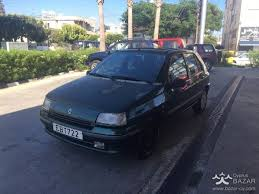 renault clio 1995 sedan 1 3l petrol manual for sale limassol