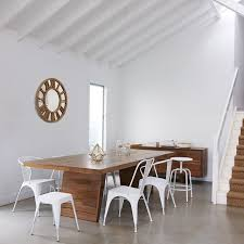 Domayne Dining Chairs Handcrafted And Upcycled The Ayers Dining Table Is An