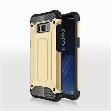 Samsung Galaxy Rugged Samsung Galaxy S8 Carbon Fiber Design Shockproof Armor Rugged