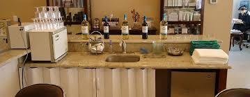 Manicure Bar Table Sernity Nail And Blow Out Bar Conshohcken Pa