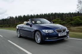 bmw 335i dct convertible first uk drive