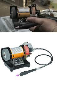 Ebay Bench Grinder - bench grinders 42277 bench grinder with flex shaft u003e buy it now