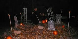 Haunted Backyard Ideas Backyard Haunted House Ideas Photo Gallery Backyard