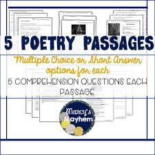 reading comprehension questions 4th grade reading comprehension passages with questions 4th grade and 5th