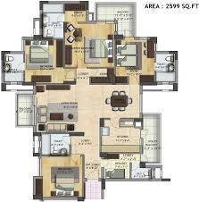 Toddler Room Floor Plan by Bptp Park Grandeura In Sector 82 Faridabad Price Location Map