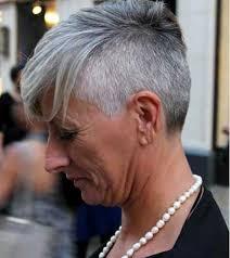 Frisuren Kurze Graue Haare by Kurze Graue Haare Pics Wanna Würzen Sie Ihren Stil Mit Einem