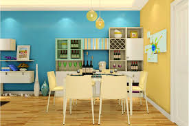 Yellow Dining Room Decorating Ideas by Bedroom Comely Yellow Coastal Blue And Dining Rooms