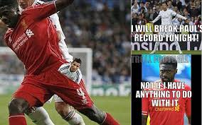 Kolo Toure Memes - kolo toure puts cristiano ronaldo in back pocket best memes as