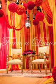 indian wedding planners nj yellow orange mendhi wedding theme search wedding