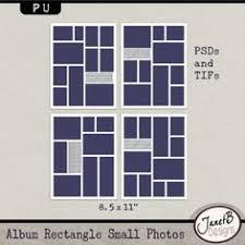 8 5 x 11 photo album 8 5x11 8 x psd storyboard photographer digital scrapbook