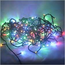 ledwholesalers mult color changing rbg 100 led christmas light