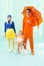 Nemo Halloween Costume Diy Finding Dory Family Costume Unforgettable