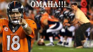 Omaha Meme - peyton manning hike the ball already omaha youtube