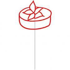 how to draw how to draw a wedding cake hellokids com