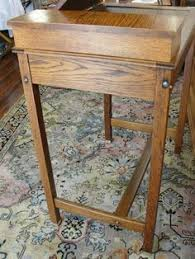 Antique Oak Drafting Table Studio Designs 42 Inch Vintage Oak Drafting And Hobby Craft Table