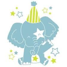 stickers elephant chambre bébé sticker décoration chambre d enfant éléphant fait du vélo prints