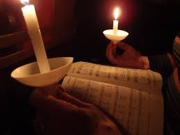 candlelight service st s episcopal church