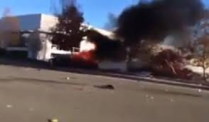 video of paul walker car accident on fire rip so sad hiphopmorning