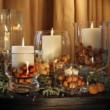 Vase And Candle Centerpieces by Best 25 Christmas Table Decorations Ideas Only On Pinterest