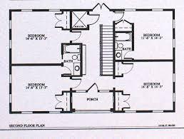 glamorous 2 bedroom house plans open floor plan images ideas