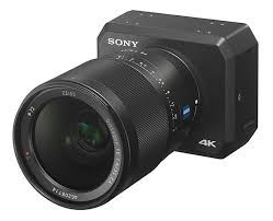 sony low light camera sony announces full frame 4k action camera with extreme low light
