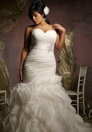 robe de mariã e ronde robe de mariage sirene bustier grandes taille mariage