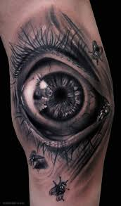 3d tattoo eye hand 10 full image