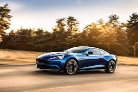 aston martin blacked out aston martin vanquish prices reviews and new model information