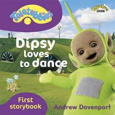 dipsy loves dance teletubbies bbc books 9781405906746