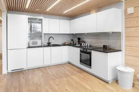 modern white kitchen cabinets wood floor best 60 modern kitchen white cabinets medium hardwood