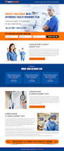 best responsive health insurance template buy landing pages design