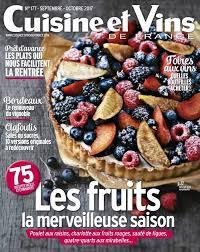 cuisine vins abonnement magazine cuisine et vins de relay com