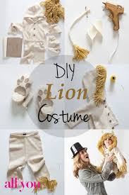 lion costumes for sale best 25 lion costume ideas on lion makeup