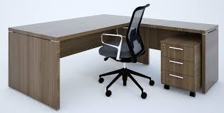 Computer Desk With Return Executive Desk And Return Quando 1600mm Reality