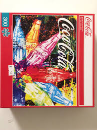 buffalo splash of coca cola jigsaw puzzle