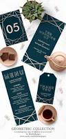 Modern Wedding Programs Best 25 Modern Wedding Invitations Ideas On Pinterest Modern