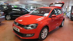 used volkswagen polo 1 4 for sale motors co uk