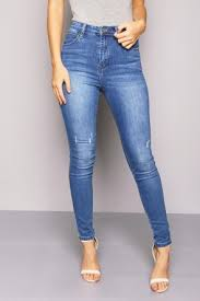 Light Blue High Waisted Jeans High Waisted Jeans Shop High Waisted Jeans Online Lasula