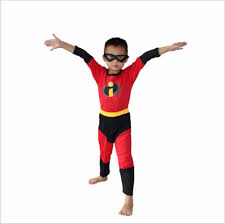 boy the incredibles costume halloween costume for kids role play
