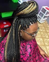 big braids hairstyles 55 best big box braid hairstyles for summer of 2018 bun braids