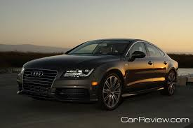 call audi a7 car reviews and at carreview com