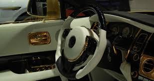 xe lexus ma vang ngắm rolls royce wraith palm edition 999 mạ vàng cực độc