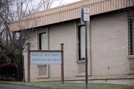 bureau assurance sociale bureau d administration de la sécurité sociale image éditorial