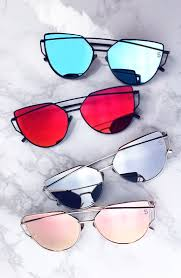 my favorite pair of glasses in pink need the blue my style 3