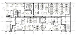 Furniture Floor Plans Standard Office Furniture Symbols Set Used In Architecture Plans