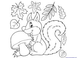 Fall Coloring Pages 1 1 1 1 Fall Coloring Page